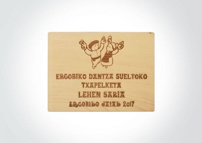 Ergobiko Dantza Txapelketa